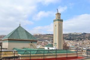 Kanskje verdens eldste lærested i kontinuerlig drift - al-Karaouine-universitetet grunnlagt i 859. Nå stengt for ikke-muslimer.